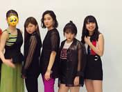 Funaki Musubu,   Ise Reira,   Kasahara Momona,   Sasaki Rikako,   Takeuchi Akari,