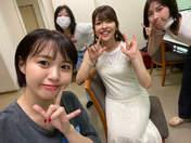 Kanazawa Tomoko,   Miyamoto Karin,   Takagi Sayuki,   Uemura Akari,
