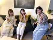 Akiyama Mao,   blog,   Ishida Ayumi,   Kaga Kaede,