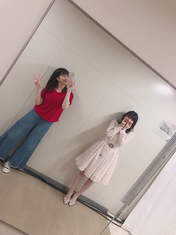 Haga Akane,   Ogata Risa,