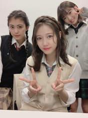 Kishimoto Yumeno,   Tanimoto Ami,   Yamagishi Riko,