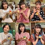 Hirai Miyo,   Kiyono Momohime,   Kobayashi Honoka,   Okamura Minami,   Satoyoshi Utano,   Yamazaki Yuhane,