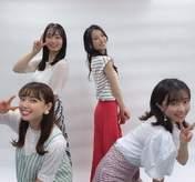Nakajima Saki,   Shimizu Saki,   Sudou Maasa,   Yajima Maimi,