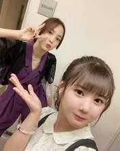 Iikubo Haruna,   Yokoyama Reina,