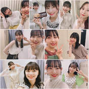 Inoue Rei,   Ise Reira,   Kamikokuryou Moe,   Kitagawa Rio,   Miyamoto Karin,   Oda Sakura,   Ogata Risa,   Yamazaki Yuhane,