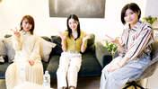 Akiyama Mao,   Ishida Ayumi,   Kaga Kaede,