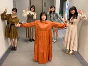 Hashisako Rin,   Kawamura Ayano,   Nishida Shiori,   Yamazaki Yuhane,   Yokoyama Reina,