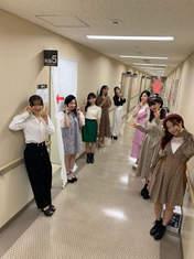 Haga Akane,   Ichioka Reina,   Oda Sakura,   Sato Masaki,   Shimakura Rika,   Takagi Sayuki,   Uemura Akari,   Yamagishi Riko,