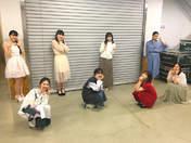 Eguchi Saya,   Funaki Musubu,   Kishimoto Yumeno,   Matsunaga Riai,   Miyamoto Karin,   Ogata Risa,   Okamura Minami,   Takeuchi Akari,