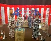 Hashisako Rin,   Ise Reira,   Kawamura Ayano,   Sasaki Rikako,   Takeuchi Akari,
