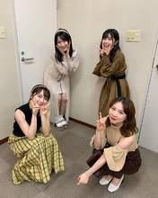 Ishida Ayumi,   Morito Chisaki,   Nishida Shiori,   Ono Mizuho,