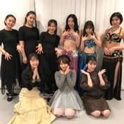 Akiyama Mao,   Danbara Ruru,   Hirai Miyo,   Inaba Manaka,   Ishida Ayumi,   Kaga Kaede,   Sasaki Rikako,   Takase Kurumi,   Yamagishi Riko,