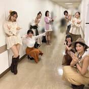 Akiyama Mao,   Ichioka Reina,   Kaga Kaede,   Kamikokuryou Moe,   Maeda Kokoro,   Oda Sakura,   Takagi Sayuki,   Tanimoto Ami,