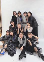ANGERME,   Funaki Musubu,   Hashisako Rin,   Ise Reira,   Kamikokuryou Moe,   Kasahara Momona,   Kawamura Ayano,   Sasaki Rikako,   Takeuchi Akari,   Tamenaga Shion,
