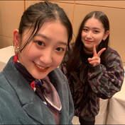 Akiyama Mao,   Kasahara Momona,
