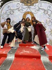 Funaki Musubu,   Kamikokuryou Moe,   Kasahara Momona,   Kawamura Ayano,   Murota Mizuki,   Takeuchi Akari,
