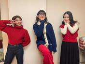 Kasahara Momona,   Sasaki Rikako,   Takeuchi Akari,