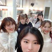 Ikuta Erina,   Kaga Kaede,   Oda Sakura,   Sato Masaki,   Yamazaki Mei,