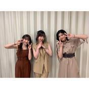 Fukumura Mizuki,   Kaga Kaede,   Morito Chisaki,