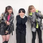 Fukumura Mizuki,   Ikuta Erina,   Sayashi Riho,