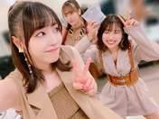 Fukumura Mizuki,   Oda Sakura,   Sato Masaki,