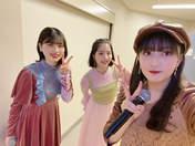 Haga Akane,   Ichioka Reina,   Kobayashi Honoka,