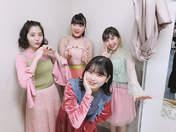 Eguchi Saya,   Ichioka Reina,   Kobayashi Honoka,   Shimakura Rika,