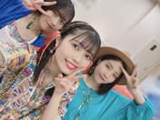 Ichioka Reina,   Maeda Kokoro,   Nishida Shiori,