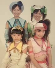 Fukumura Mizuki,   Saho Akari,   Tanabe Nanami,