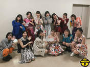 Akiyama Mao,   Danbara Ruru,   Hashisako Rin,   Hirai Miyo,   Inaba Manaka,   Ishida Ayumi,   Kaga Kaede,   Kawamura Ayano,   Maeda Kokoro,   Onoda Saori,   Sasaki Rikako,   Takase Kurumi,   Yamazaki Mei,