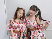 Haga Akane,   Oda Sakura,