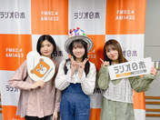 Ishida Ayumi,   Kaga Kaede,   Okamura Homare,