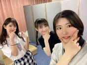 Kaga Kaede,   Kawamura Ayano,   Yamazaki Mei,