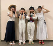 ANGERME,   Hashisako Rin,   Tamenaga Shion,