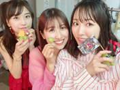 Fukumura Mizuki,   Makino Maria,   Sato Masaki,