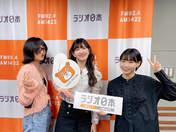 Hashisako Rin,   Kawamura Ayano,   Sasaki Rikako,