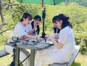 Fukumura Mizuki,   Ishida Ayumi,   Kitagawa Rio,   Nonaka Miki,