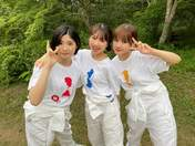 Ishida Ayumi,   Kaga Kaede,   Yokoyama Reina,