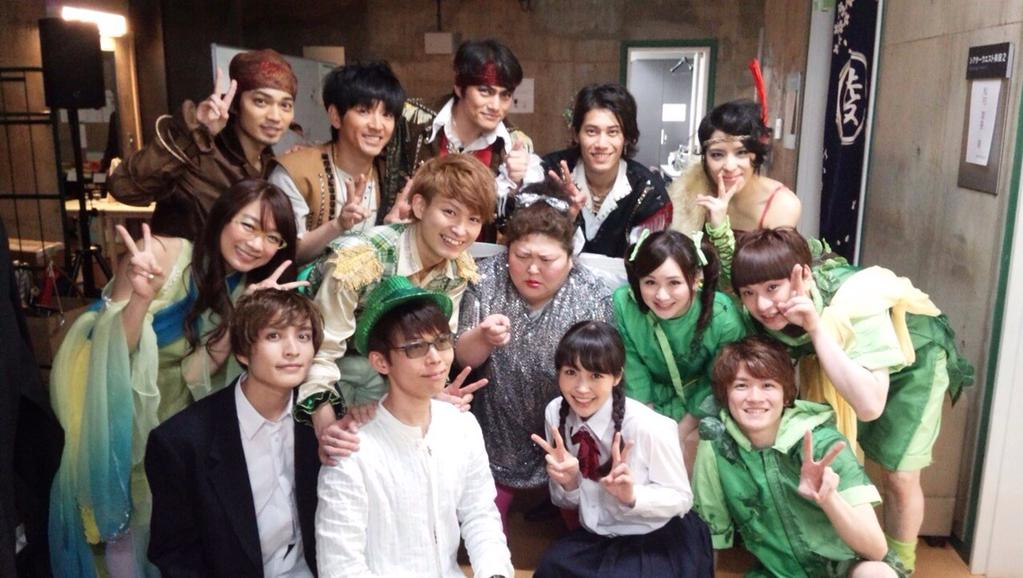 """Neverland Away"": stage play with aMI TOKITO"