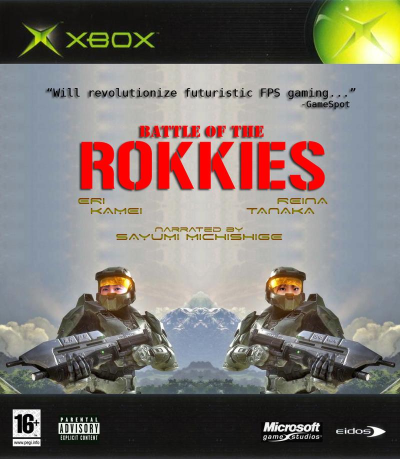 Battle of The Rokkies