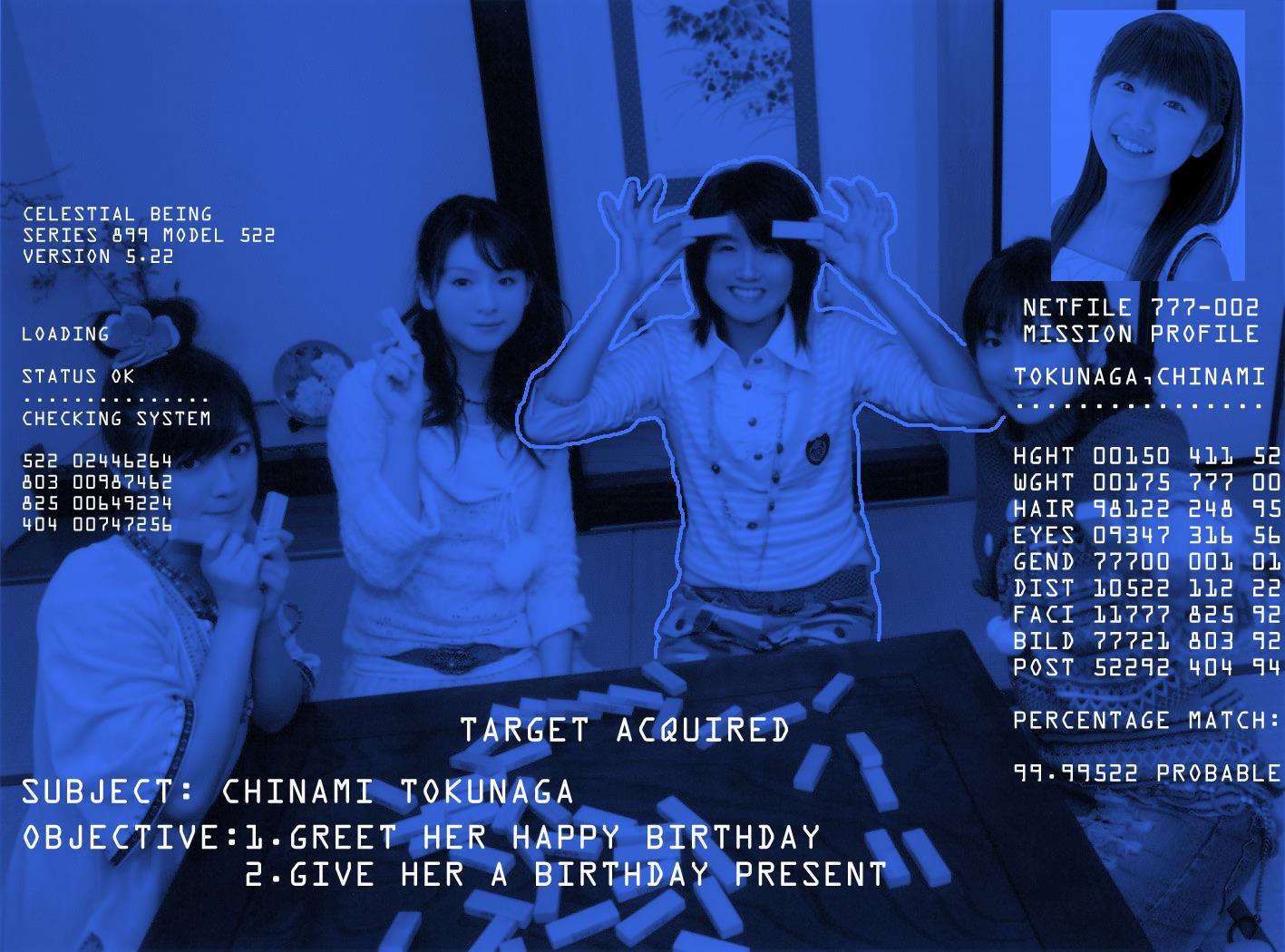 Happy birthday Chinami.JPG