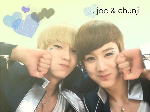 l. joe & chunji