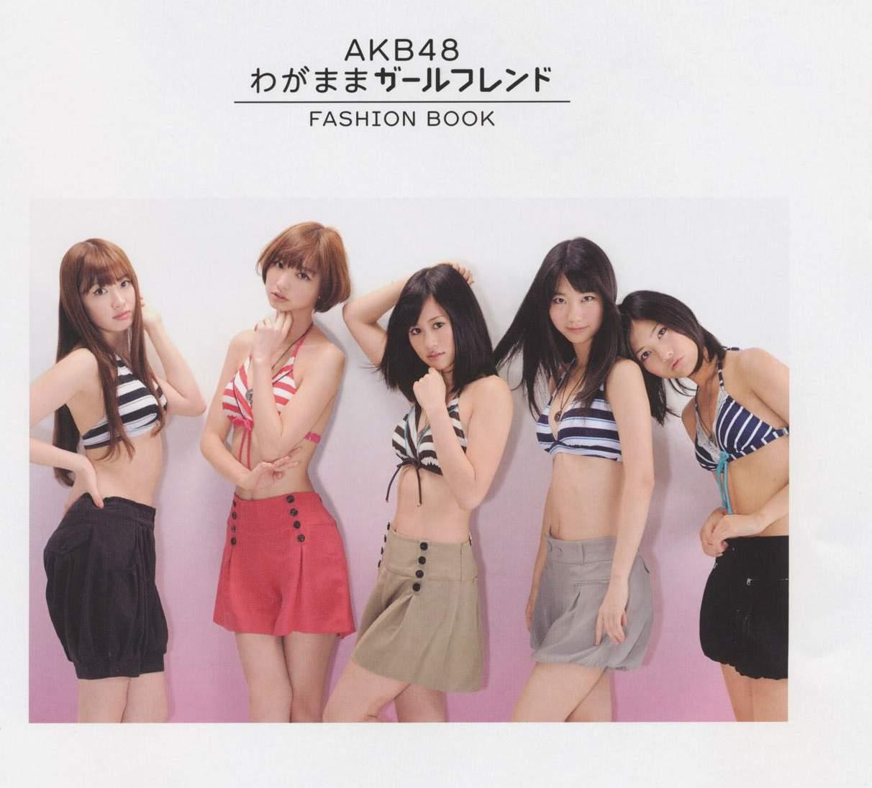 AKB48 Fashion