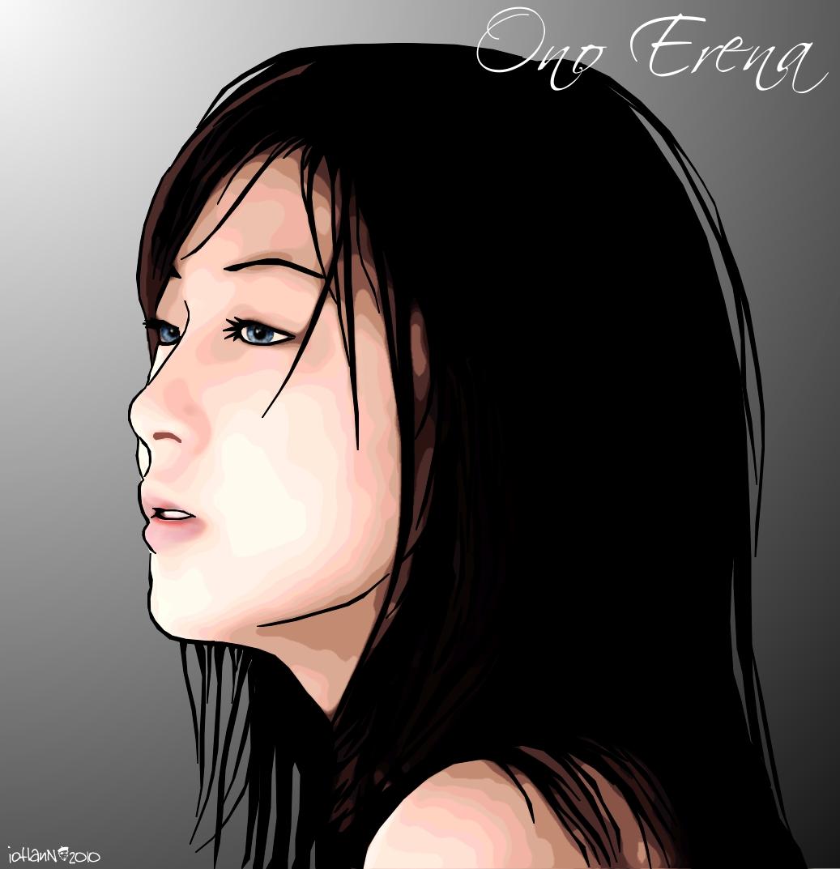 Ono Erena (vectored)