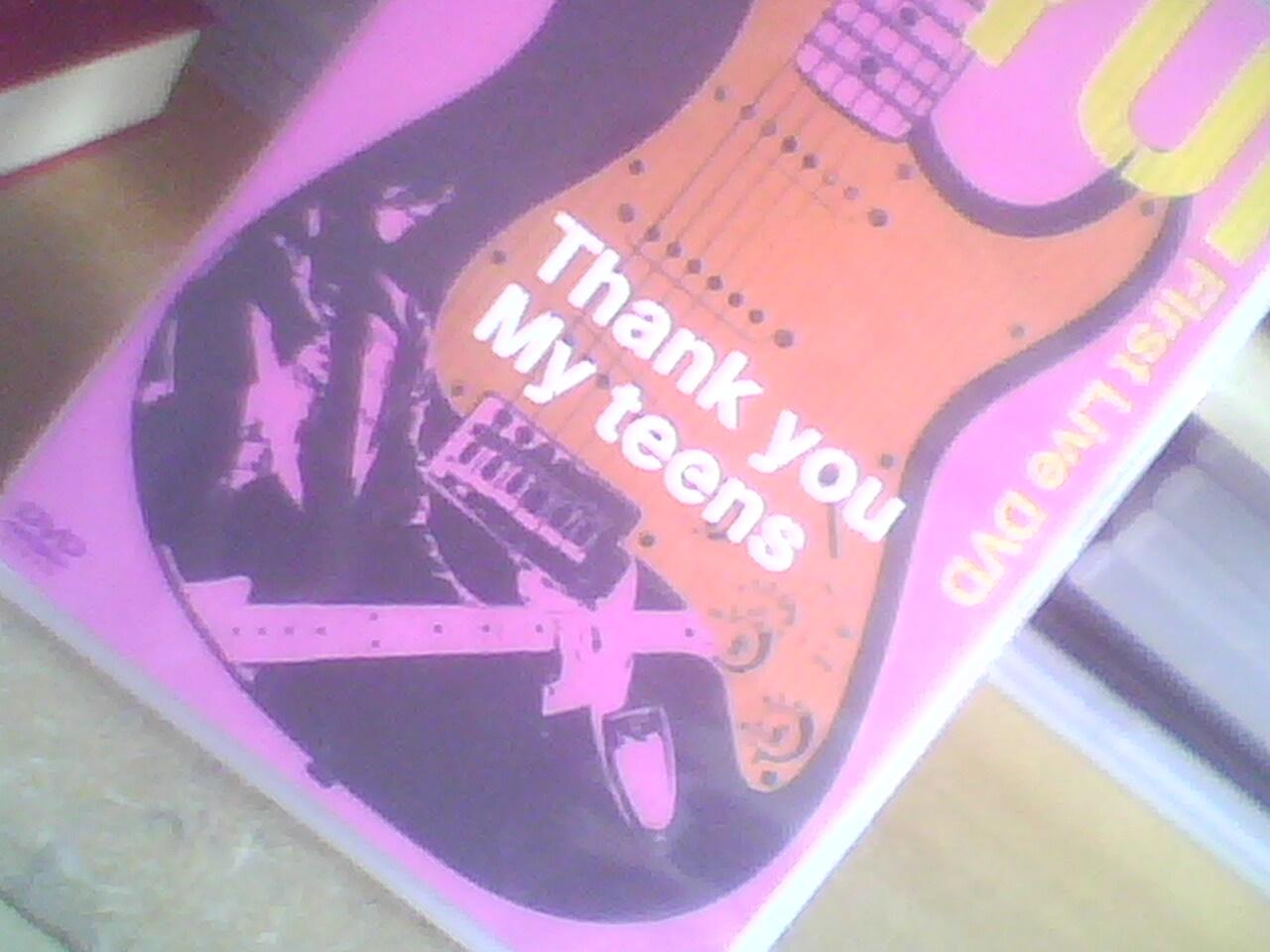 YUI DVD