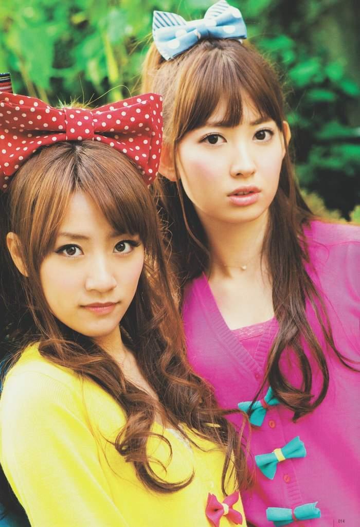Minami and Haruna