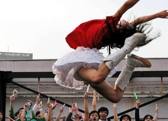 Kanako Momota blog