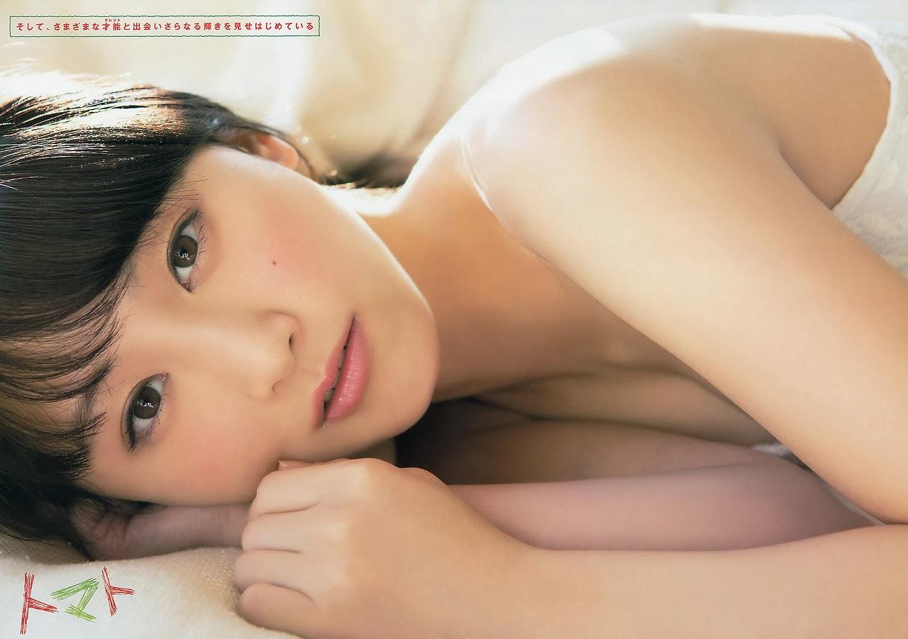 SKE48 Rena Matsui Tomato on Young Animal Magazine 006.jpg