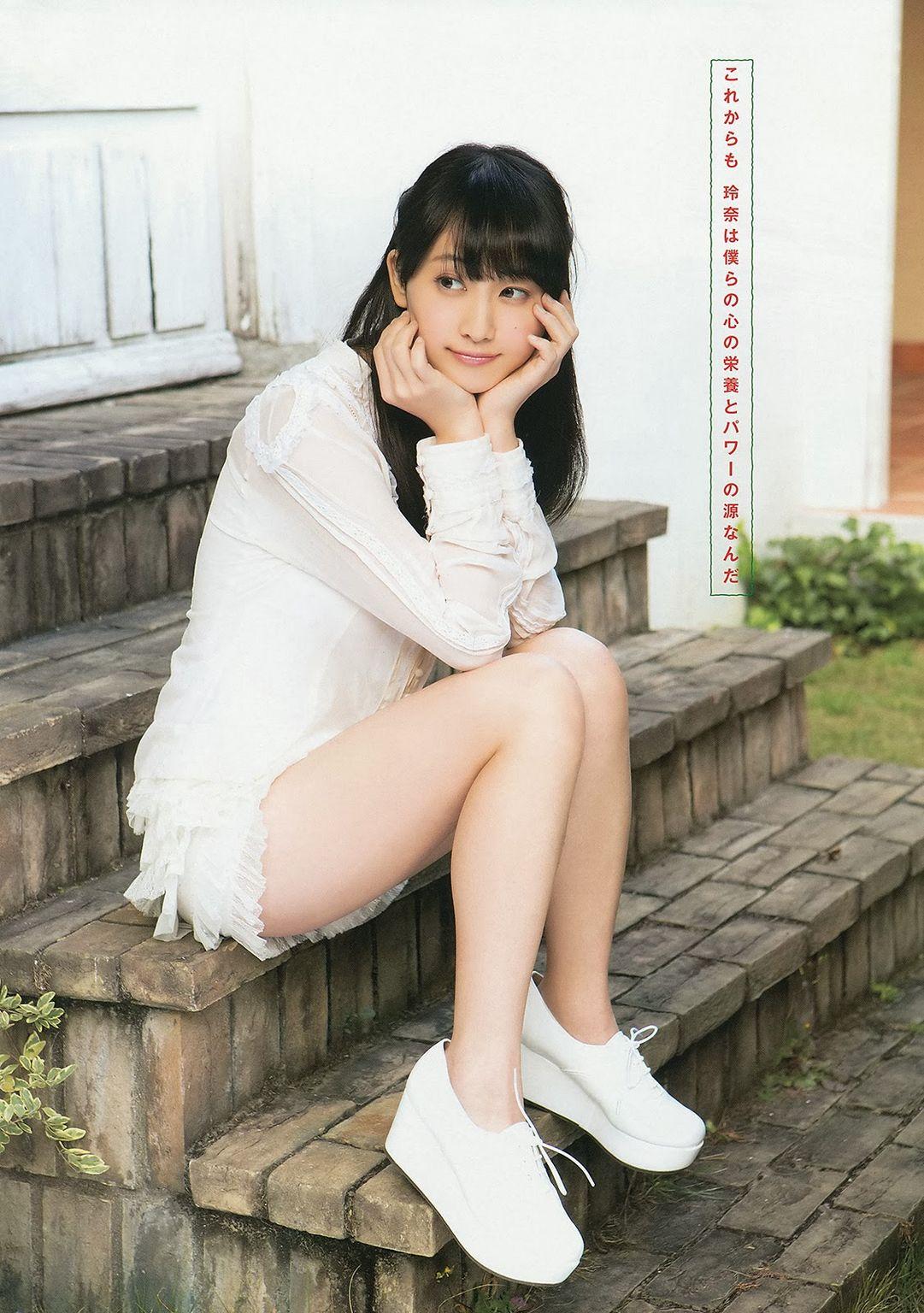 SKE48 Rena Matsui Tomato on Young Animal Magazine 007.jpg