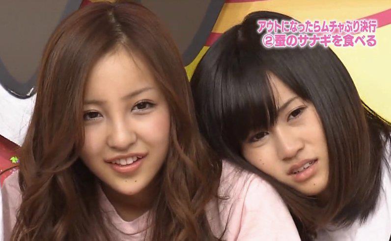 two akb48 girls
